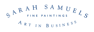 Sarah Samuels Fine Paintings - Art in Business