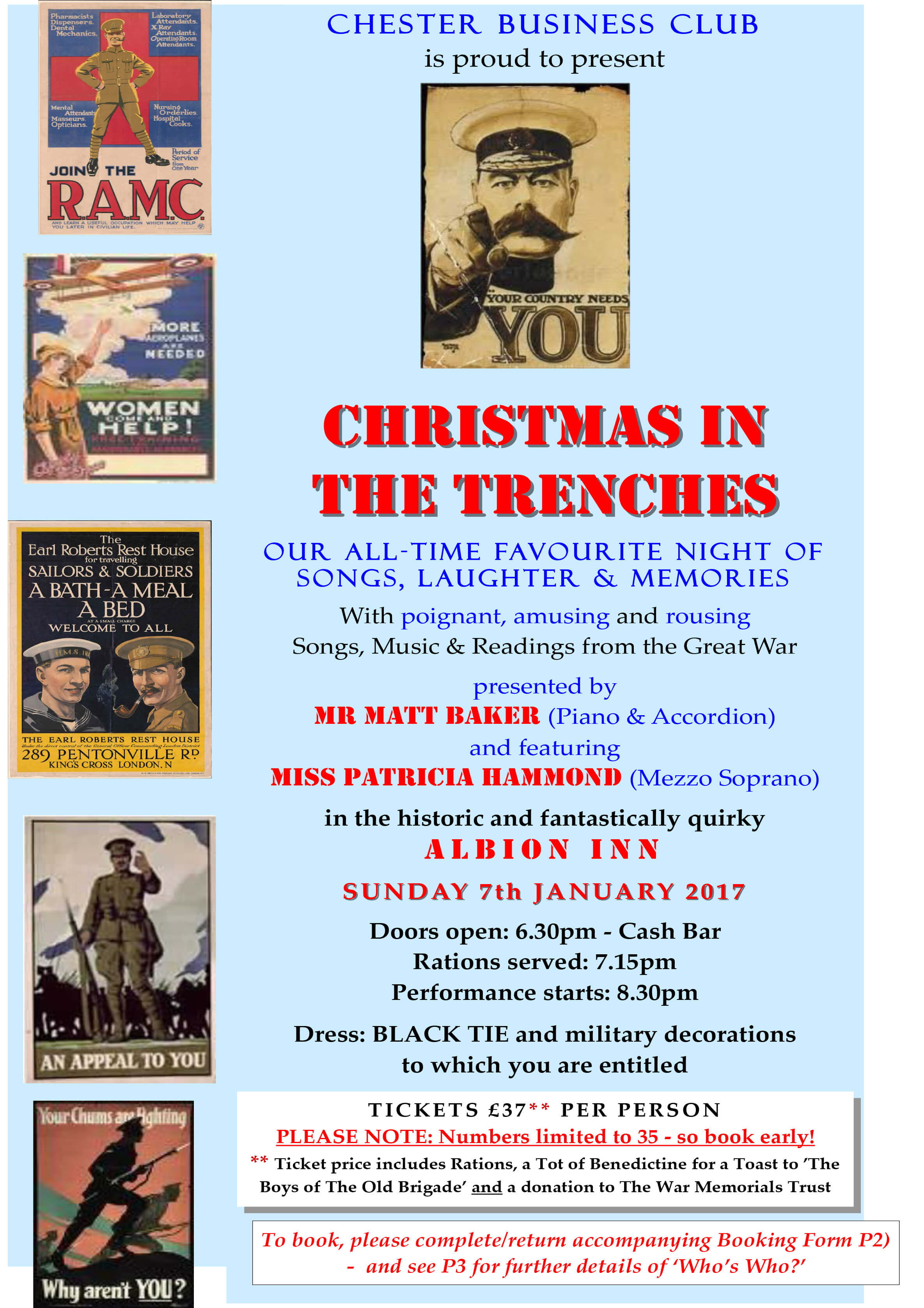 christmas trenches 1