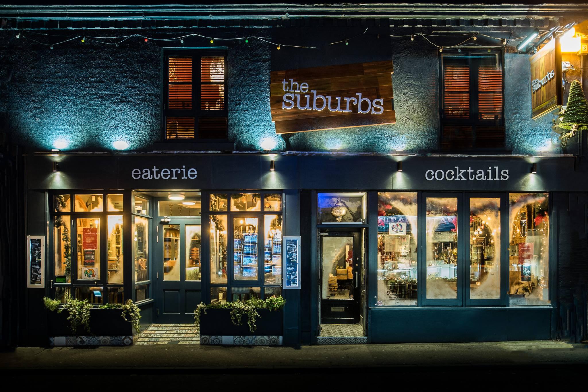The Suburbs Bar/Restaurant