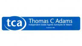 Thomas C Adams
