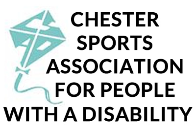 Chester Sports Association for People with a disability charity logo