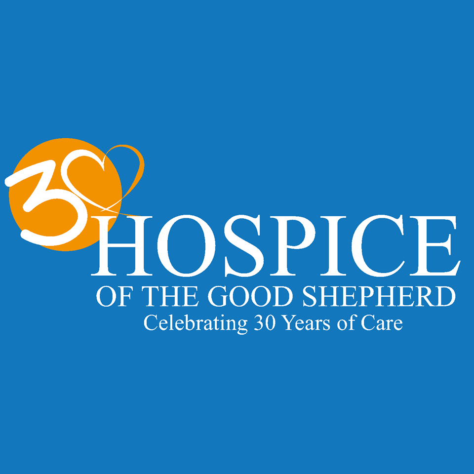 Hospice of the Good Shepard charity logo