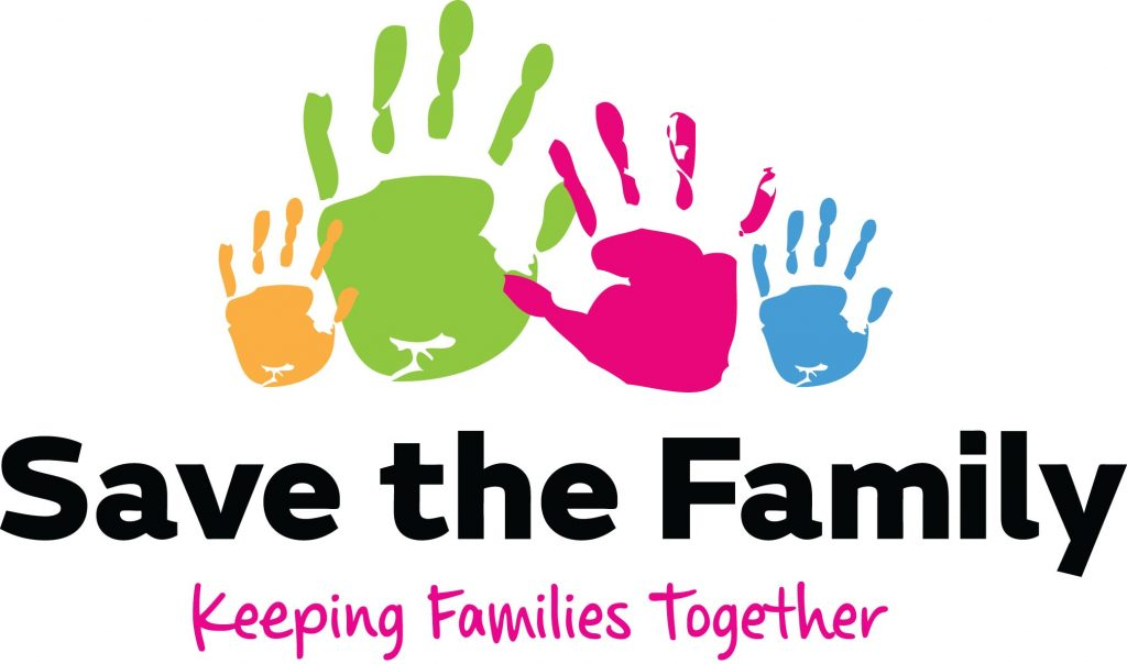 Save the Family charity logo