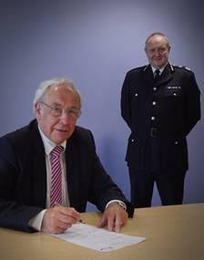 Police and Crime Commissioner